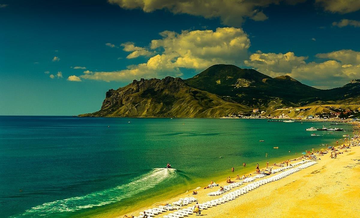 преддверии красивые картинки пляжей крыма кухонных
